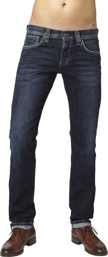Pepe Jeans Spijkerbroek Cane Navy Streaky Slim Fit W30 L34