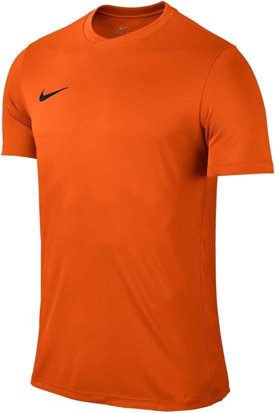 Nike Park VI SS - Voetbalshirt - Maat M - Heren - Oranje