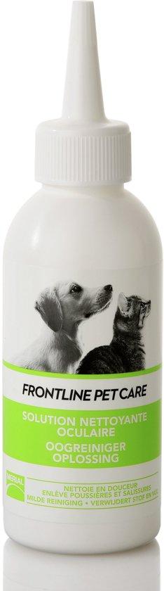 Frontline - Pet Care - Oogreiniger oplossing - 125 ml