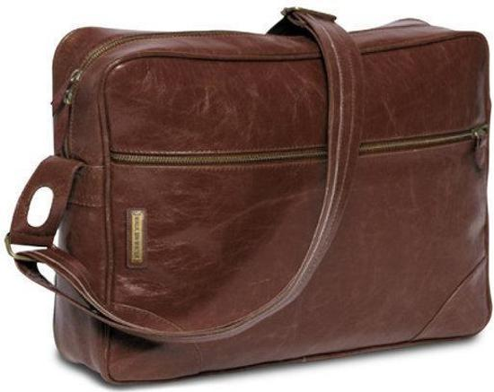 45471bad1a6 bol.com | Krusell Bogart - Laptoptas / 15 inch / Coffee