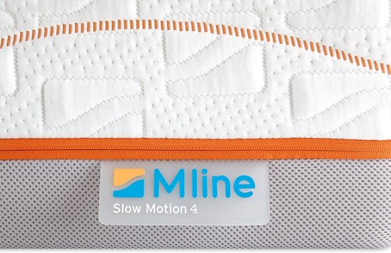 Mline traagschuim matras Slow Motion 4