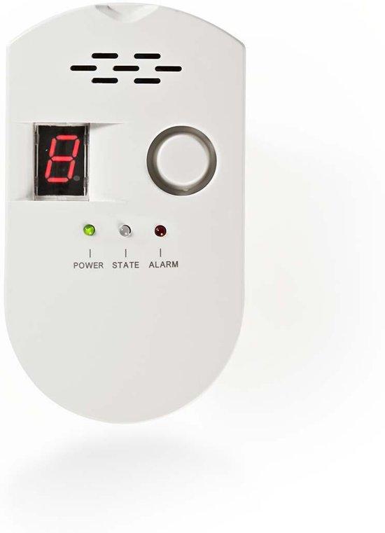 Gasdetector | EN50194 | LPG/aardgas/steenkool