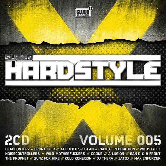 Slam! Hardstyle Volume 5