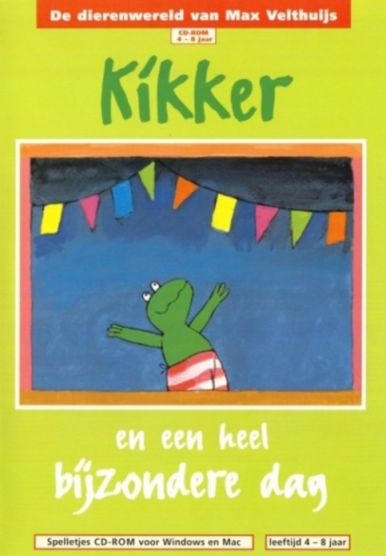 Kikker-Bijzondere Dag - Windows