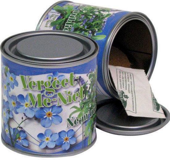 Bekend bol.com | Sluis Garden Boeketje In Blik Vergeet-me-niet #YF-61