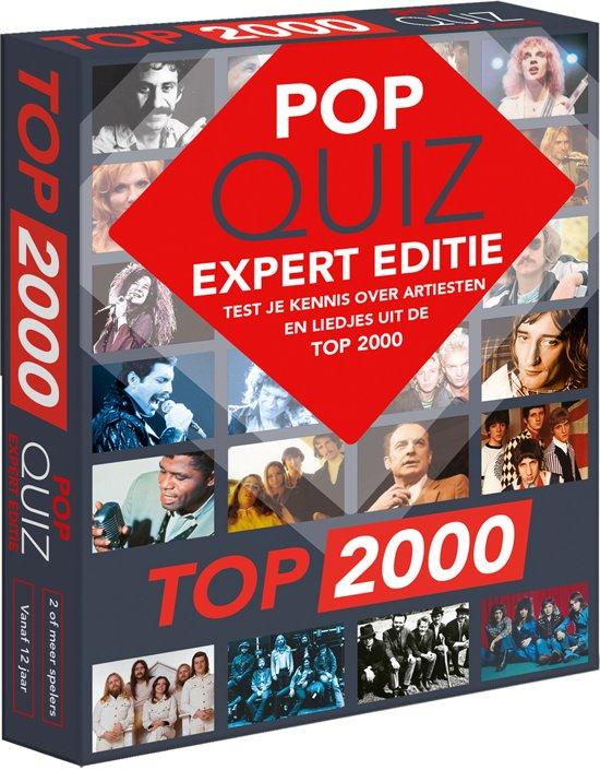 Afbeelding van het spel Top 2000 Pop Quiz Expert editie