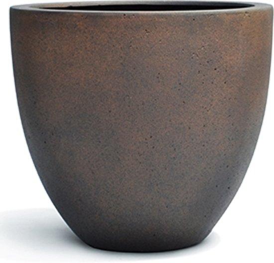 Grote Plantenpot Binnen.Bloempot Plantenbak Grote Bloempot Bloempot Xxl Bruin Zwart Kunststof Cement