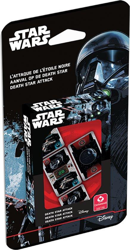 Afbeelding van het spel Star Wars - Speelkaarten - Death Star Attack