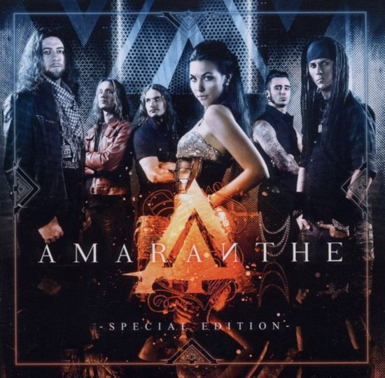Amaranthe -Cd+Dvd-