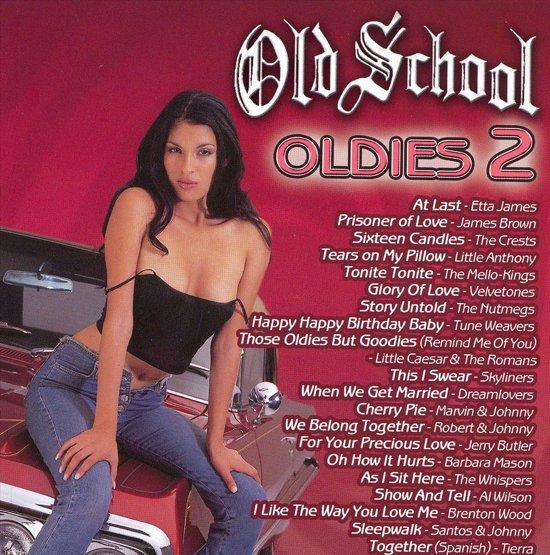 Old School Oldies, Vol. 2