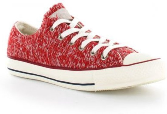 Converse Chuck Taylor All Star OX - Sneaker - Rood - Maat 37.5