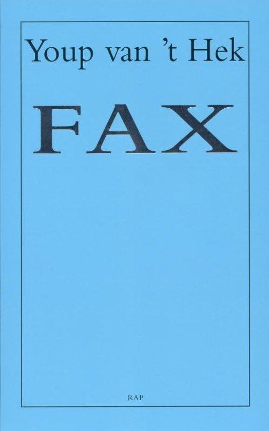 Bolcom Fax Ebook Youp Van T Hek 9789400401723 Boeken