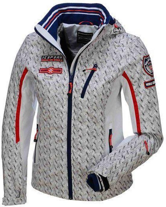 IcePeak, Totie softshell ski-jas, dames, wit-44