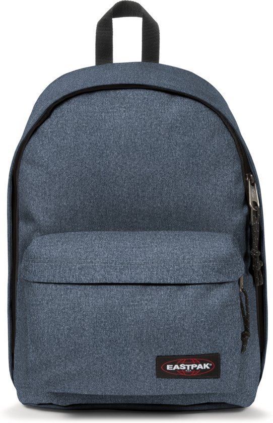 c072d29f344 bol.com | Eastpak Out Of Office Rugzak - 14 inch laptopvak - Double Denim