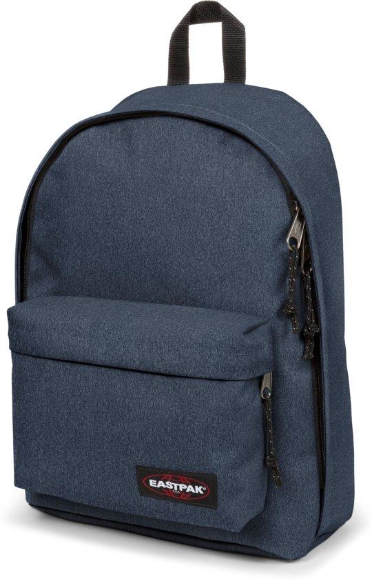 betaalbare prijs elegante schoenen releasedatum: Eastpak Out Of Office Rugzak 14 inch laptopvak - Double Denim