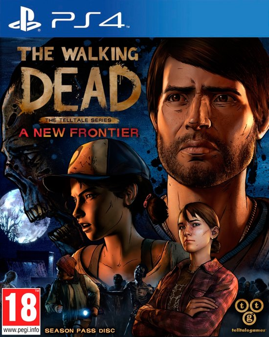 The Walking Dead - Season 3: A New Frontier - PS4