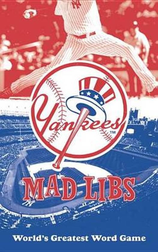 New York Yankees Mad Libs