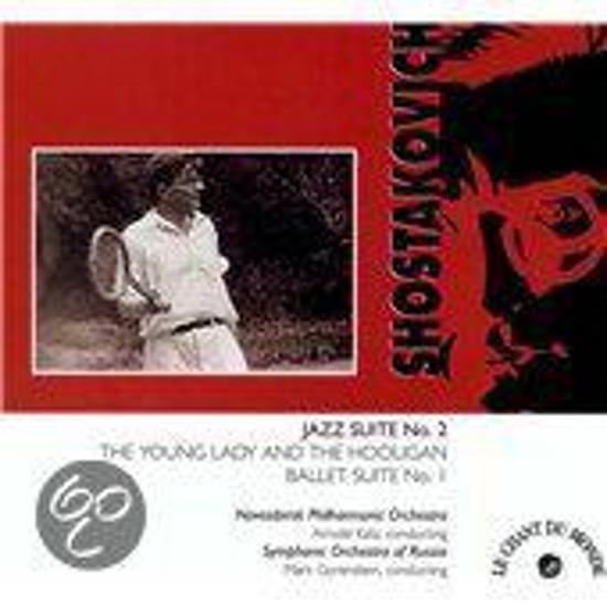 Shostakovich 25th Anniversary - Jazz Suite no 2 etc / Katz et al