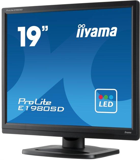 Iiyama ProLite E1980SD-B1 - Monitor