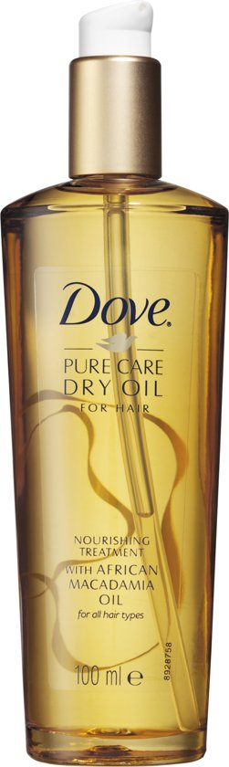 Dove Pure Care Dry Oil Women - 100 ml - Haarserum