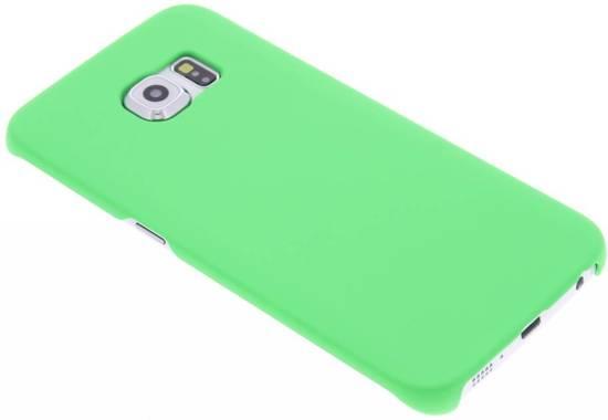 tui Rigide Pour Samsung Galaxy S6 - Vert MawHiY5v7