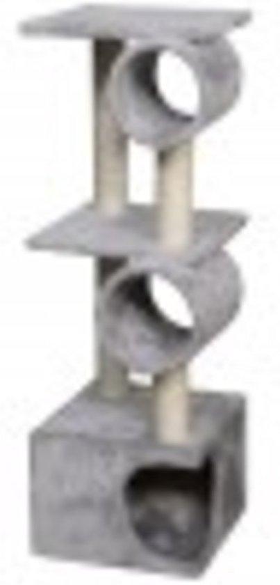 KRABPAAL CLASSICTREE JAGUAR 35X35X109CM GRIJS