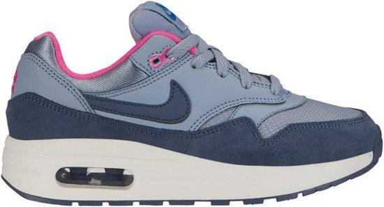nike air max grijs blauw roze