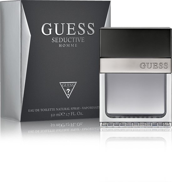 | Guess Seductive Homme 50 ml Eau de Toilette