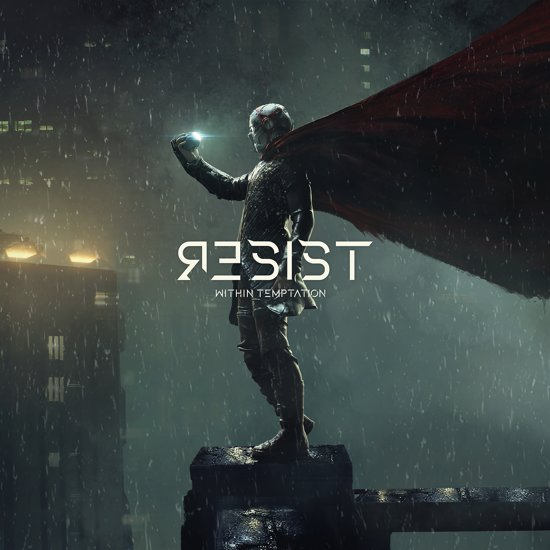 CD cover van Resist (Limited Boxset + T-Shirt L) van Within Temptation