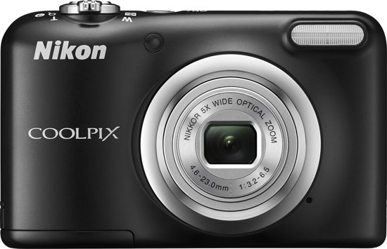 Nikon Coolpix A10 - Zwart