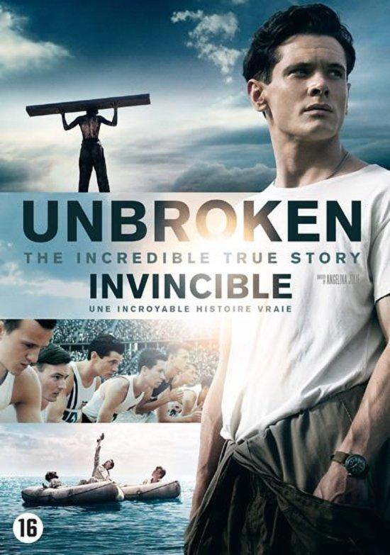 DVD cover van Unbroken