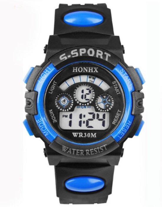 Kinder S-Sport Horloge - Blauw