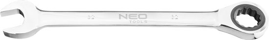 NEO Ring/Steek ratel sleutel 32 mm