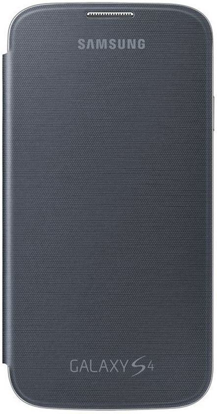 Samsung Flip Cover for Galaxy S4 black