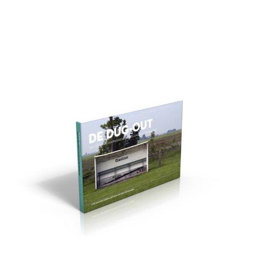Boek cover De dug-out. Een ode aan verdwijnend Nederlands cultuurgoed van Cor van der Meer (Paperback)