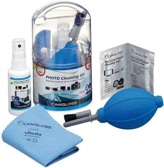 Camgloss camera cleaning kit