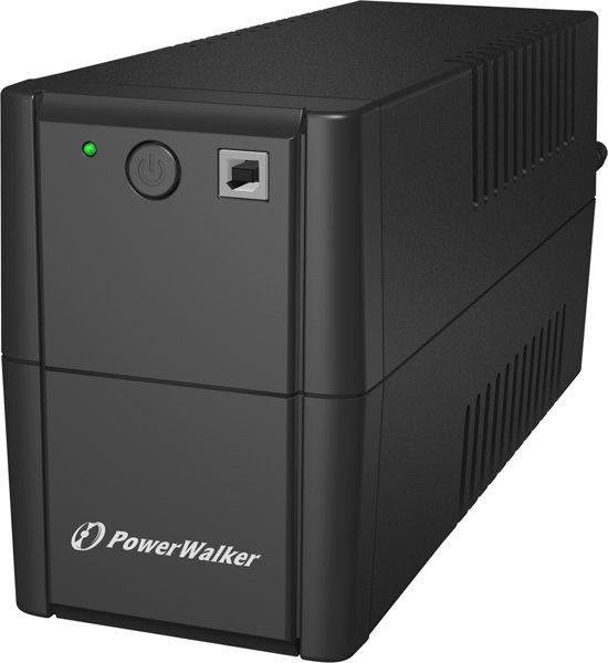 PowerWalker VI 650 SE UPS 650 VA 2 AC-uitgang(en) Line-interactive