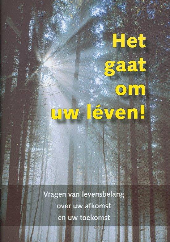 Het gaat om uw leven! - Gitt, W. pdf epub