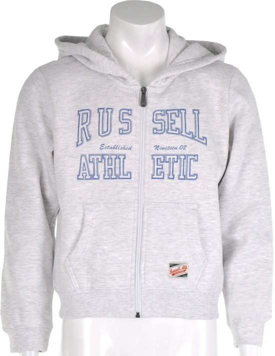 fdca710ce4a Russell Athletic Track Suit - Trainingspak - Kinderen - Maat 74 - Grijs