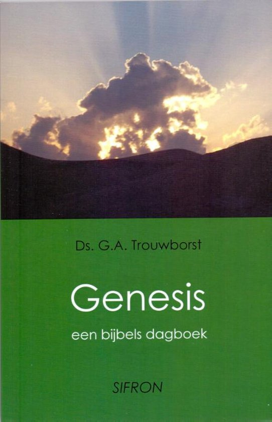 Bijbelse dagboeken 1 Genesis