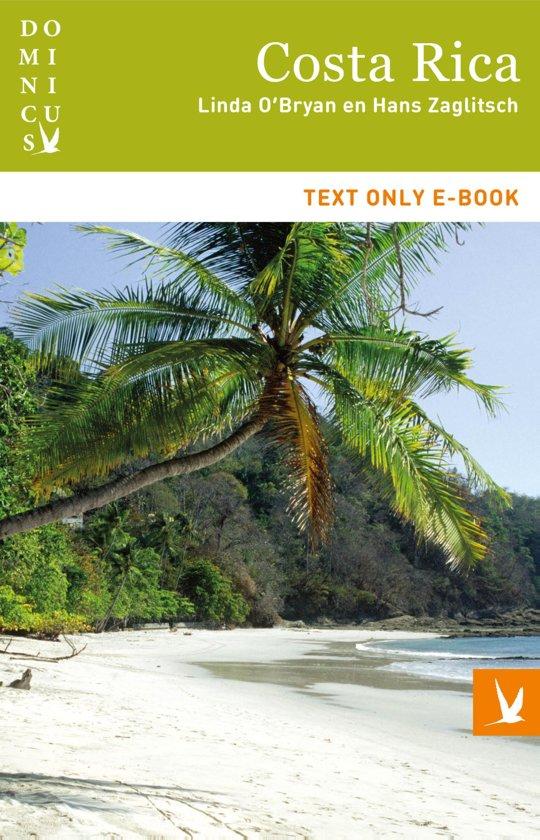 Dominicus landengids - Costa Rica cover
