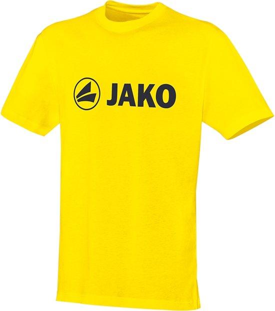 Jako - T-Shirt Promo Junior - citroen - Kinderen - maat  128
