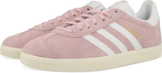 c6b414e9ead adidas GAZELLE W BY9352 - schoenen-sneakers - Vrouwen - roze - maat 37