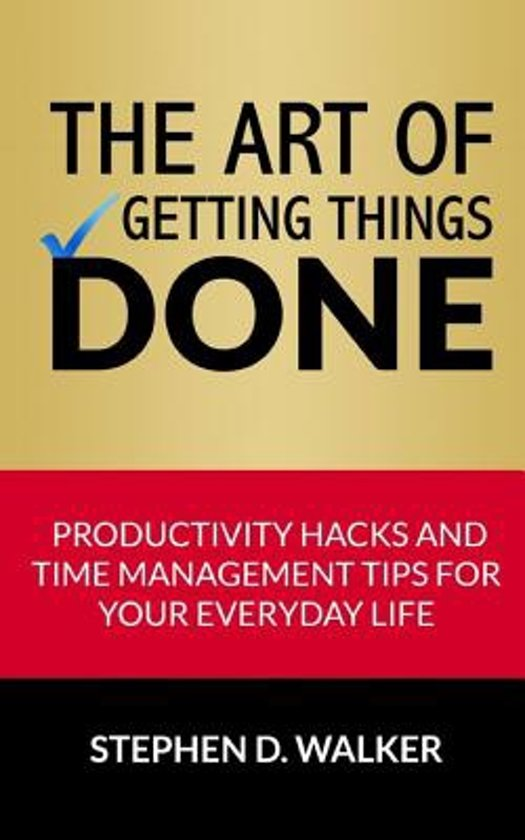 management is the art of getting things done