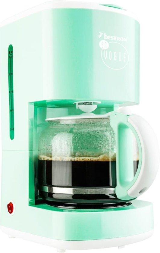 Bestron Koffiezetapparaat 1080 W mint ACM300EVM