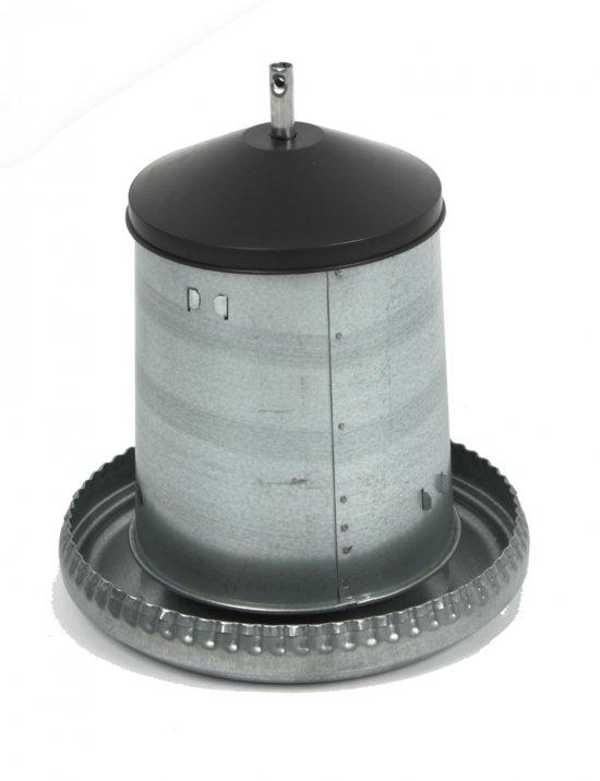 TREND ROCKEFELLER SCRATCHBOARD grijs 58x20x1,5CM