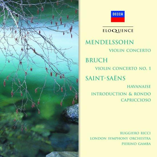 Violin Concertos/Violin Con. No.1/Havanaise