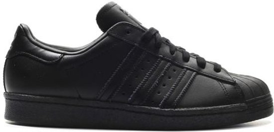 adidas superstar zwart