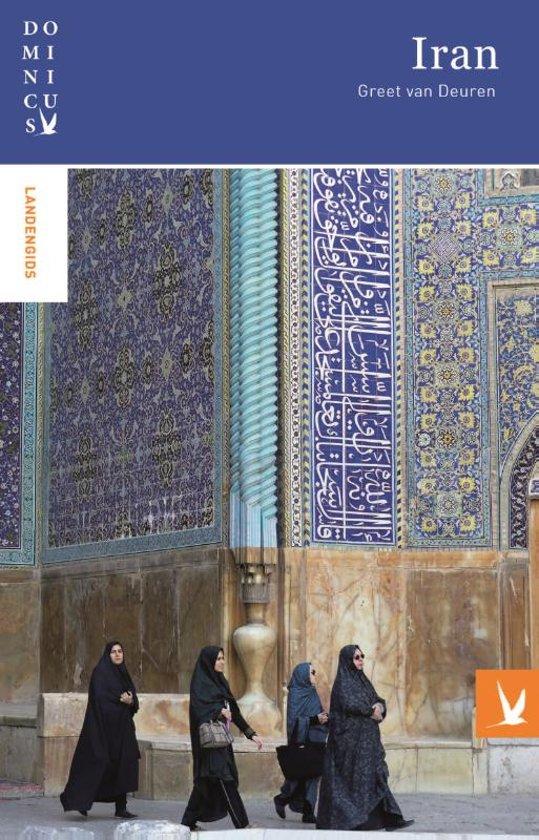 Dominicus landengids - Iran cover