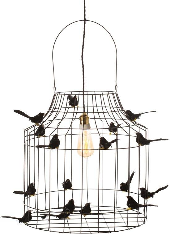 Verwonderlijk bol.com | hanglamp zwart eettafel | woonkamer |hal | kantoor NY-29